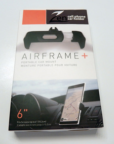 Airframe Zen Cell Phone Car Holder