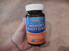 Nutrigold Women's Multi-gold Vitamin