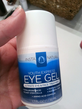 Youth Express Eye Gel from InstaNaturals